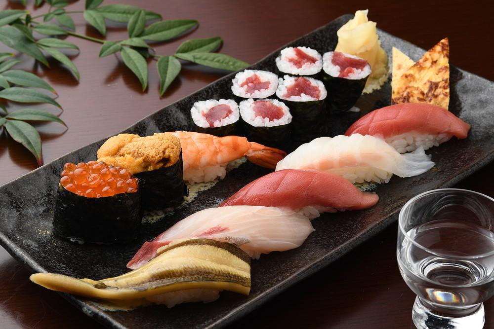 松式握寿司