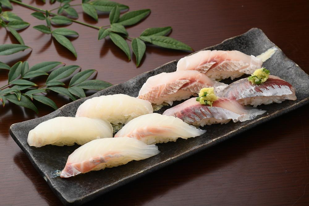地方海鲜握寿司