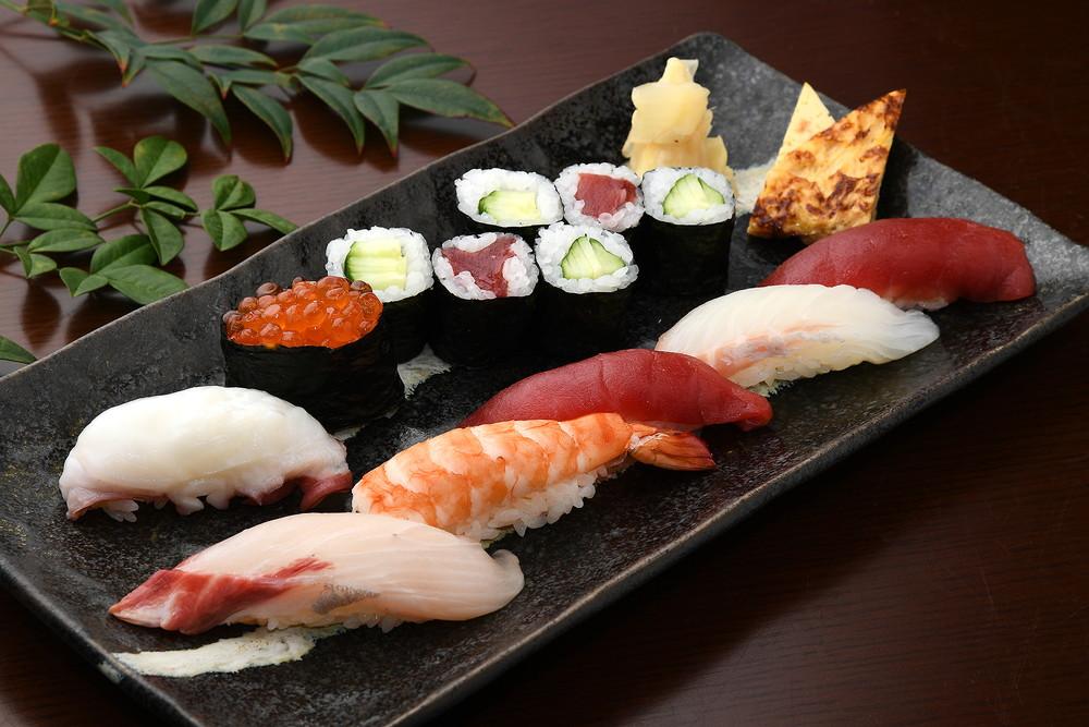 竹式握寿司